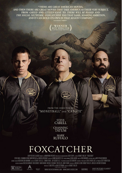 Dave Schultz remembered with Foxcatcher movie release